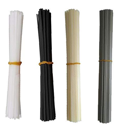Hiinice Varillas Varillas de Soldadura de reparación del ABS/PP/PVC/PE Soldadura Pegatina del palillo por un Soldador de plástico 50 PCS