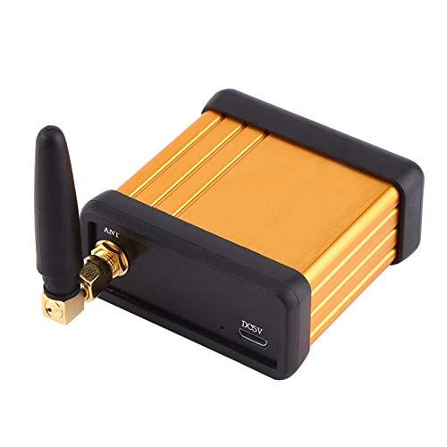 Ánodo de aluminio Hi-Fi Bluetooth 4.2 Cajas de recepción de audio livianas Componente de audio DC 5V para unidad de auriculares