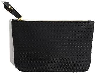 IPSY September 2017 Black Faux Leather Glam Bag - Makeup Bag Only