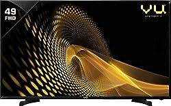 VU 124 cm (49 Inches) Full HD LED TV 49D6575 (Black)