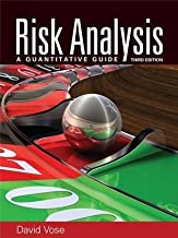 By David Vose - Risk Analysis: A Quantitative Guide