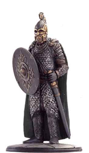 Lord of the Rings Figurine Collection Nº 8 Rohan Soldier