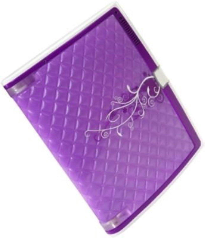 Inventive Girl Tech Password Journal - Purple --