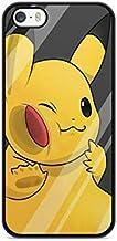 Coque pour Ipod Touch 6 Pokemon go Team Pokedex Pikachu Manga Tortank Game Boy Color Salameche Noctali Valor Mystic Instin...