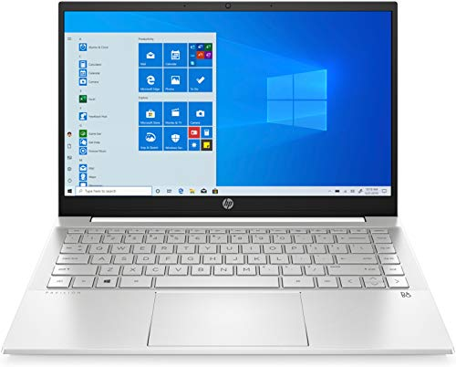 HP Pavilion 14-dv0020ns - Ordenador portátil de 14' FullHD (Intel Core i5-1135G7, 8GB de RAM, 512GB SSD, Intel Iris Xe, Windows 10 ) Plata - teclado QWERTY Español