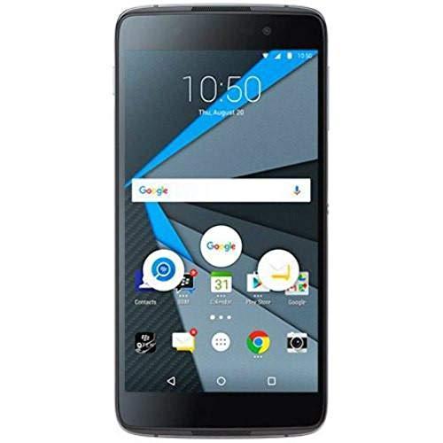 BlackBerry DTEK50 Unlocked GSM Smartphone - Carbon Grey (Renewed)