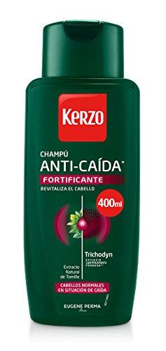 Kerzo Champú Anticaída Fortificante para Cabellos Normales - 400 ml