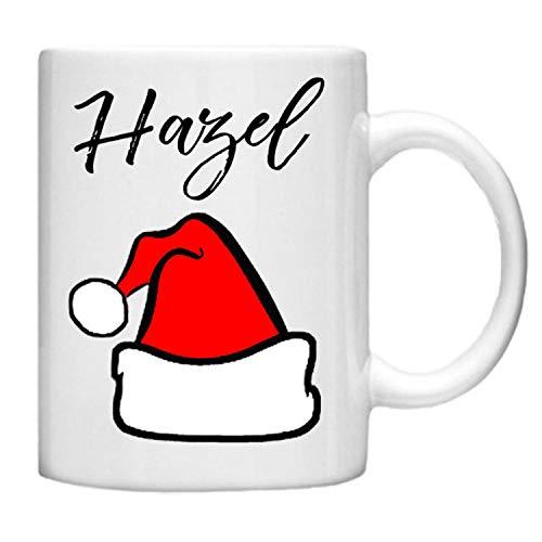 Eli231Abe Kerstman muts mok aangepast met uw naam 11Oz mok Kerstmis mok rendier aangepaste mok thee mok Kerstmis Xmas mok kerstmok