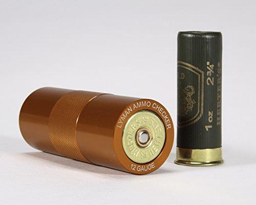 Price comparison product image Lyman Ammo Checker Single Caliber,  12 Gauge,  Orange