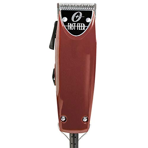 Oster 76023-510 Fast Feed Adjustable Clipper, Brown
