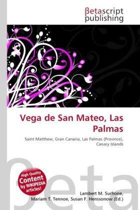Vega de San Mateo, Las Palmas
