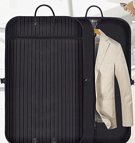 Bolsa de ropa Trajes de vestir Tapa de polvo Ropa Bolsa de almacenamiento Viaje Ropa Bolsa Placa portátil Se puede utilizar para almacenar y viajar