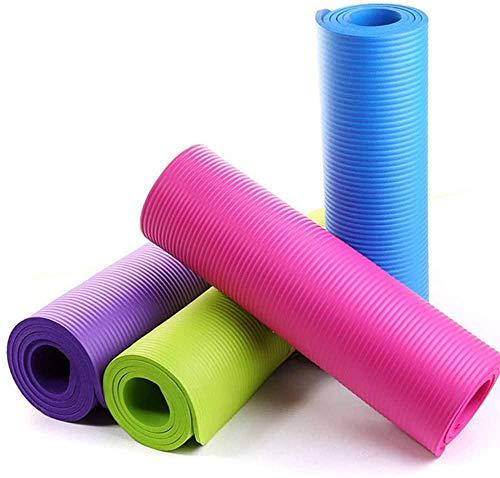 Colchonetas de yoga, colchonetas de gimnasia y fitness, colchonetas de ejercicio físico y yoga, colchonetas de ejercicios para el hogar