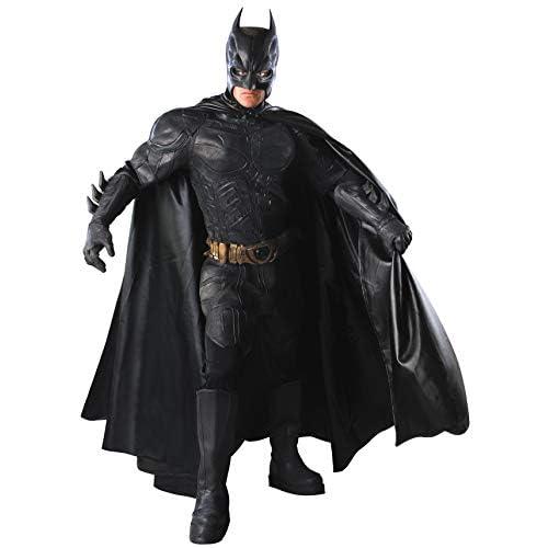 Rubie's- Grand Heritage Batman per Adulti, IT56311-M, taglia M, colore nero