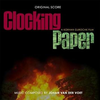 Clocking Paper (Original Score)