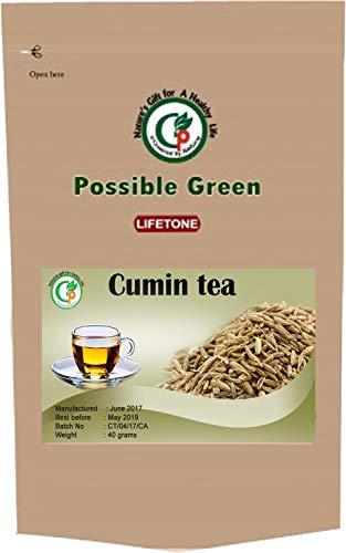 & # 9989 El uso tradicional más común del comino es para la indigestión; Tomar una taza de té de comino todas las mañanas lo ayudará a acelerar la digestión normal & # 9989 Encontrará que nuestro té de comino Lifetone es aromático, tiene ganas de ver...