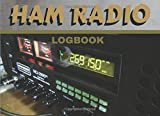 HAM radio logbook: Amateur Radio Operator Logbook - Contains 101 pre-folded pages for a 8.25 X 6 inch format - Designed for keeping track of your ... amateur radio organisation - QSL directory.