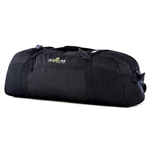 Olympia Sports Duffel Bag, Black, 42 Inch