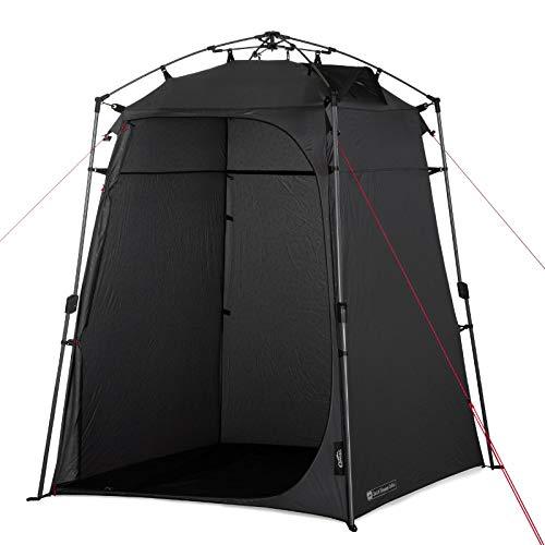 Qeedo Quick Shower Cabin, tienda de ducha y caseta de camping, cabina...