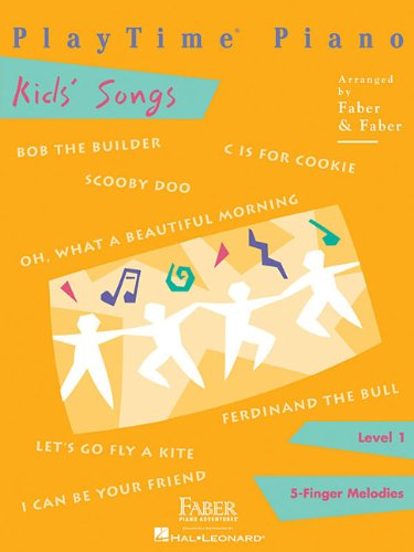 PlayTime Piano Kids' Songs: Level 1