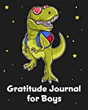 Gratitude Journal for Boys: Practice Gratitude and Mindfulnes