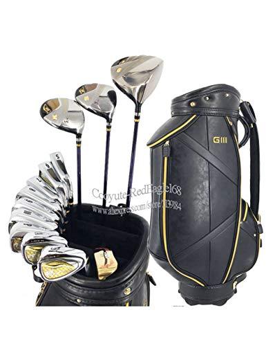 LJPHLL Hombres Clubes De Golf Conjunto De Palos De Golf