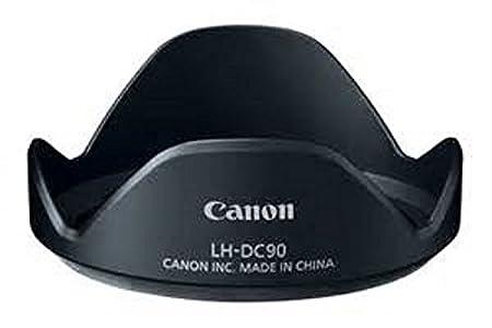 Canon LH-DC90 - Parasol para cámaras PowerShot SX60, Negro