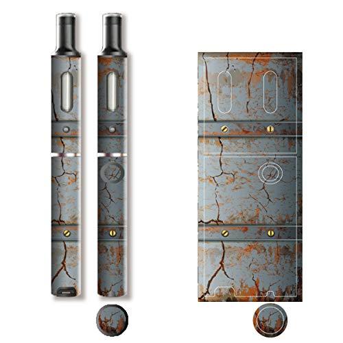 電子たばこ タバコ 煙草 喫煙具 専用スキンシール 対応機種 プルーム テック プラス Ploom TECH+ Ploom Tech Plus Metal (メタル) イメージデザイン 05 Metal (メタル) 01-pt08-0045