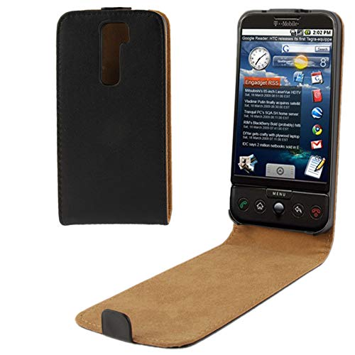 Wangl LG Case Vertical Flip Leather Case for LG Optimus G2 / D801 / F320 / F340L / LS980 (Black) LG Case