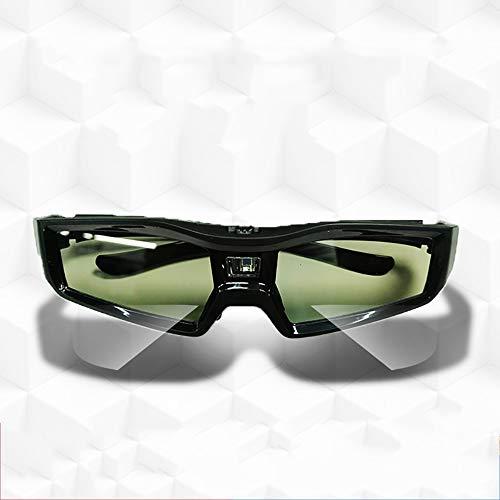 3D-Brille, Active Shutter 3D-Brille Projektor Für Benq Optoma Dell Mitsubishi Samsung Vivitek NEC Sharp Viewsonic & Endless Others-Für Heimvideos Und Fernseher