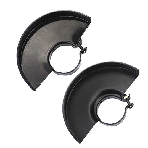 Winkelschleiferabdeckung Schneide Maschinen Basis Metall Radschutz Schutzhaube Winkelschleifer Zubehör Wird Für 125 115 Winkelschleifer Verwendet Zubehör Für Elektrowerkzeuge 2 Pcs