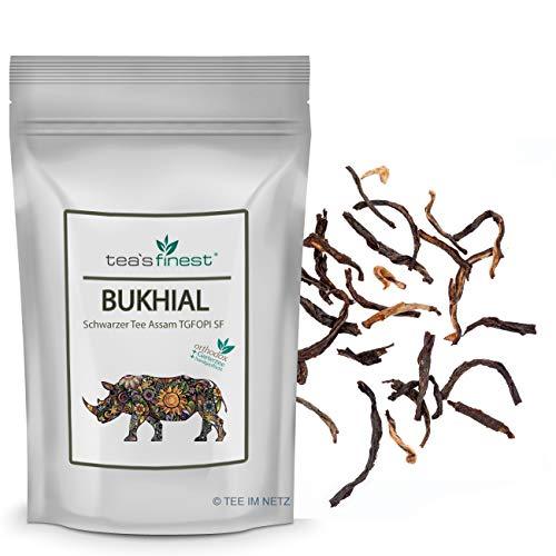 Schwarzer Tee - Assam Bukhial TGFOPI Second Flush (100 Gramm)