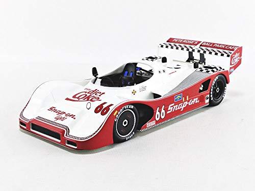 tm18-83e plata-Tecnomodel 1:18 Porsche 914//6