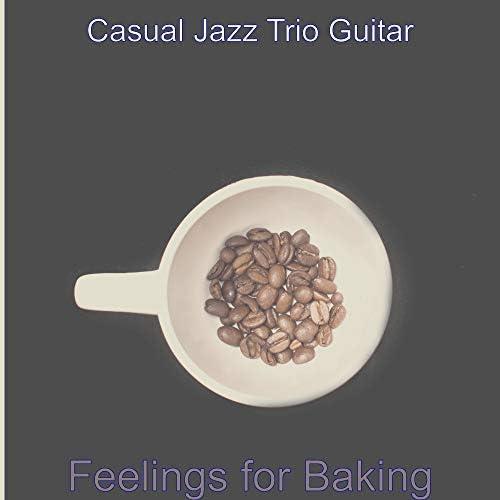 Casual Jazz Trio Guitar