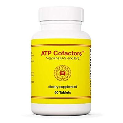 Optimox Corporation, ATP Cofactors, 90 Tablets by Optimox Corporation