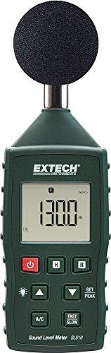 Extech SL510fonometro, verde
