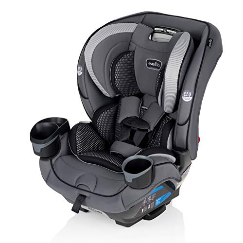Evenflo EveryFit 4-in-1 Convertible Car Seat, Winston