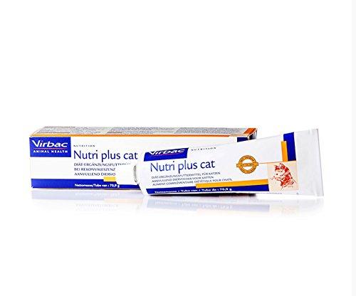 Nutri Plus Cat, Paste, 70.9 g
