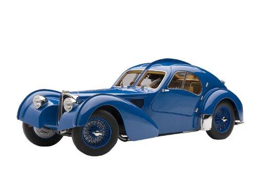 Autoart - 70942 - Véhicule Miniature - Bugatti 57 SC Atlantic - Echelle 1:18