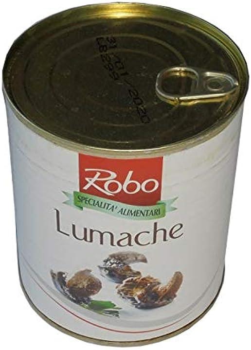 Gr 800 lumache sgusciate unshelled snails escargots sans coquille polpa di lumaca lessata B07HCMQ1RR