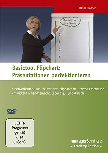 Basictool Flipchart - Präsentationen perfektionieren
