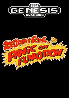 toejam and earl panic on funkotron