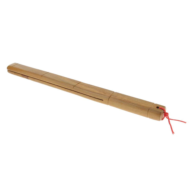 見通し解放する不調和D DOLITY 木製マッサージャー ロングハンドル フルボディー マッサージ
