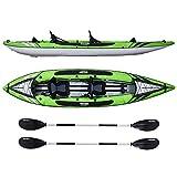 Driftsun Almanor 130 Inflatable Kayak - Green...