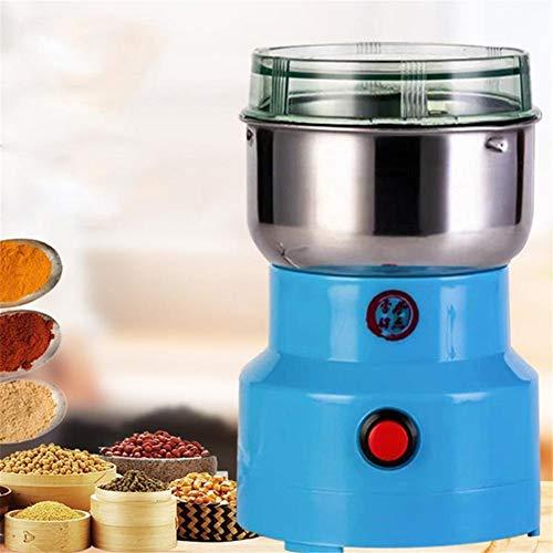 HFKL Multifunktions-Smash-Maschine Fräsmaschine Kleine Superfeine Schleifmaschine Trockenmahlung Haushalt Kommerzielle Heilkräuter Mutter Gewürzmühle