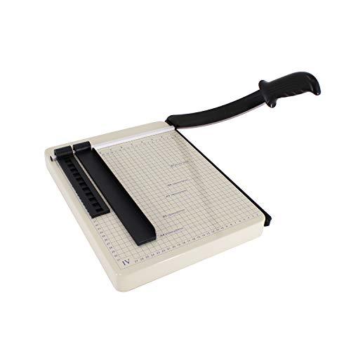 HFS(R) 裁断機 a4 10-15枚裁断 ペーパーカッター B7/B6/A5/B5/A4/B4/A3 paper cutter 断裁機 業務 家庭 DIY 事務 オフィス用品 自炊