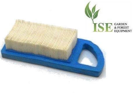 ISE® Ersatz-Luftfilter für Briggs & Stratton 21 Motoren von 10 PS bis 13,5 PS, ersetzt Teilenummern 698413, 697152, 697775, 613022, 797007