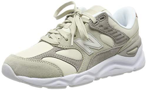 New Balance Wsx90tv1, Zapatillas Mujer, Gris (Grey Grey), 41.5 EU