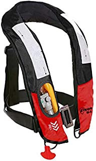 Eyson Inflatable Life Jacket Life Vest Highly Visible Automatic