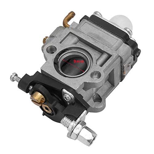 Omabeta Bomba de carburador, Carburador Cortacésped Carburador Aceite Precisión Fabricación GX35 para Cortacésped Piezas para GX35 Cortador de Cepillos